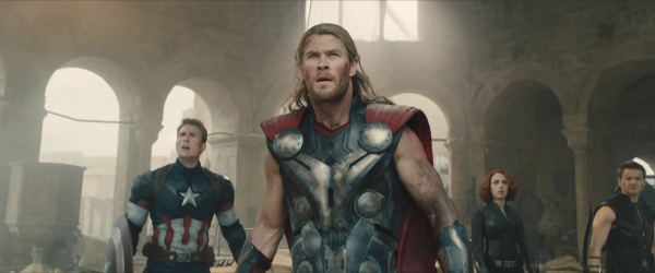Avengers - Age of Ultron - screenshot 2