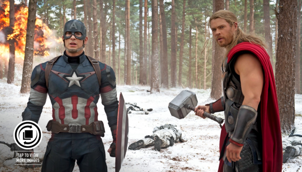 Avengers - Age of Ultron - screenshot 5