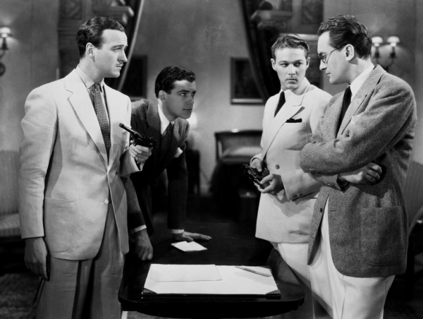 Four Men and a Prayer - screenshot 1