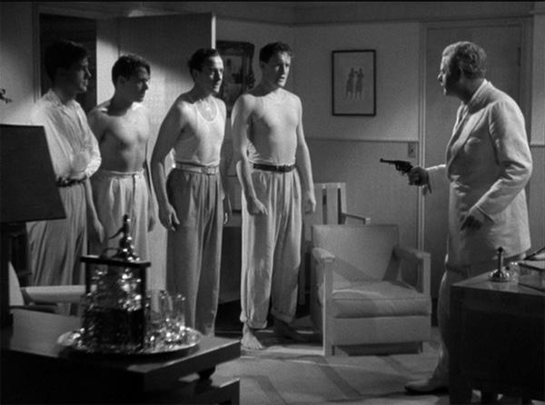 Four Men and a Prayer - screenshot 5