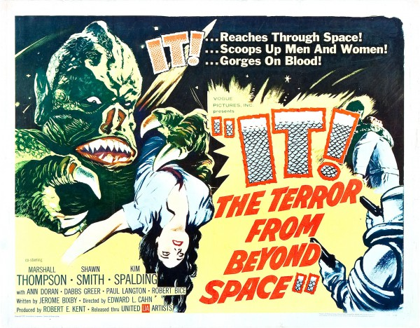 It! The Terror from Beyond Space - Poster 3
