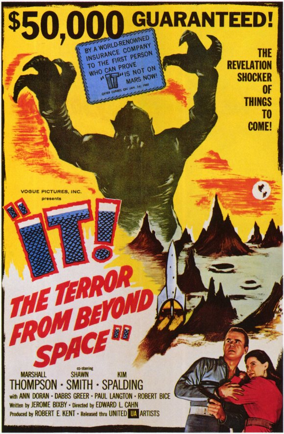 It! The Terror from Beyond Space - Poster 5