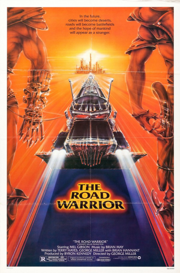 Mad Max 2 - O Guerreiro da Estrada - Poster 1