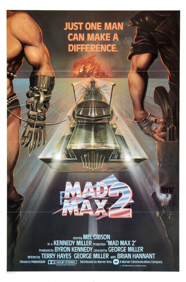 Mad Max 2 - O Guerreiro da Estrada - Poster 4