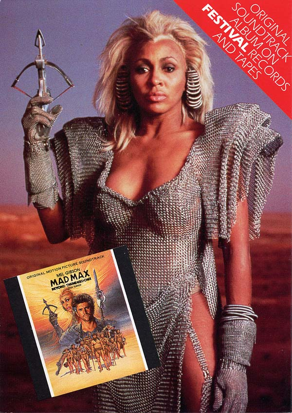 Mad Max 3 - Magazine Cover 1