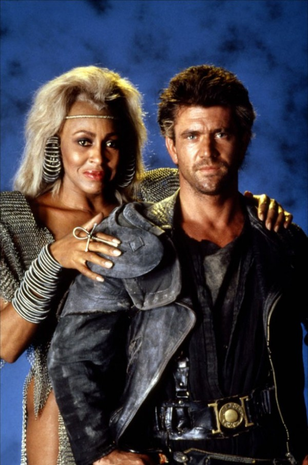 Mad Max 3 - Mel Gibson & Tina Turner - Promo Photo 1