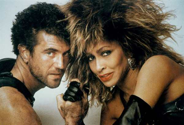 Mad Max 3 - Mel Gibson & Tina Turner - Promo Photo 2
