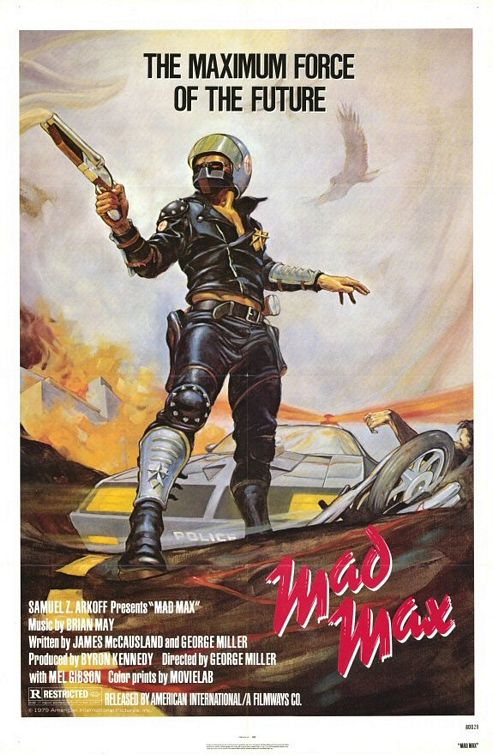 Mad Max - As Motos da Morte - Poster 2