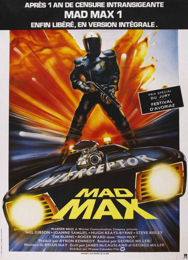 Mad Max - As Motos da Morte - Poster 6