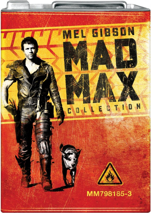 Mad Max - Collection Cover