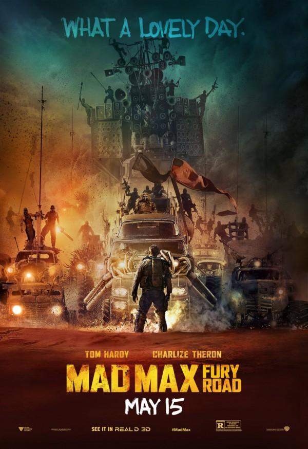 Mad Max - Estrada da Fúria - Poster 11