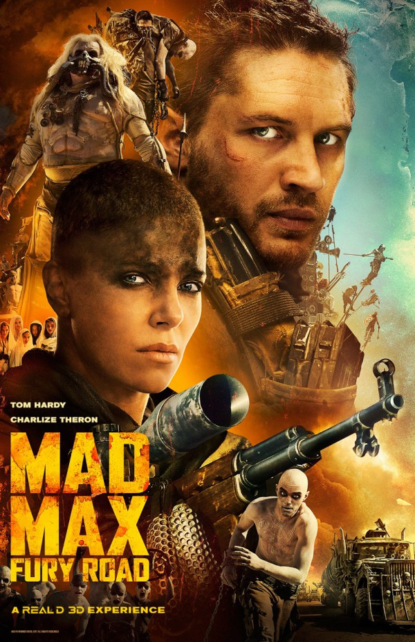 Mad Max - Estrada da Fúria - Poster 15