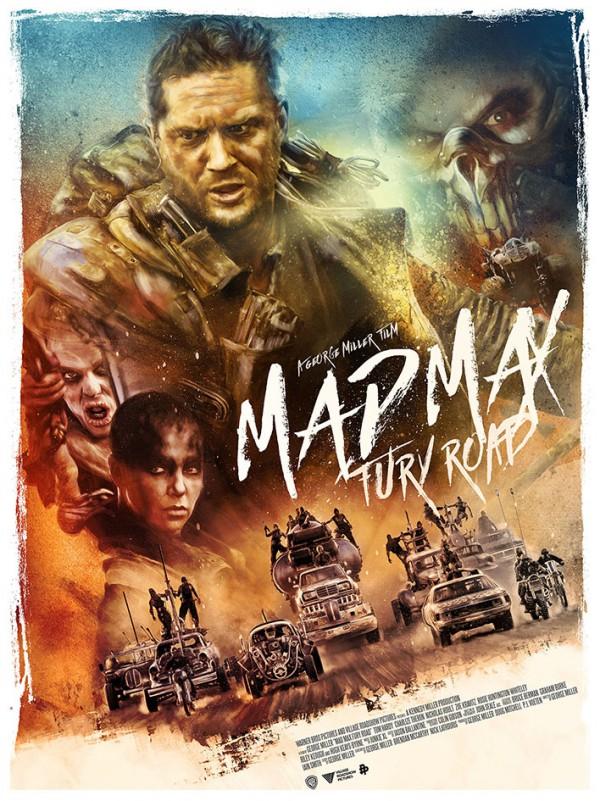 Mad Max - Estrada da Fúria - Poster 16