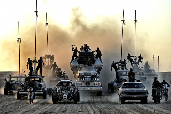 Mad Max - Fury Road - screenshot 8