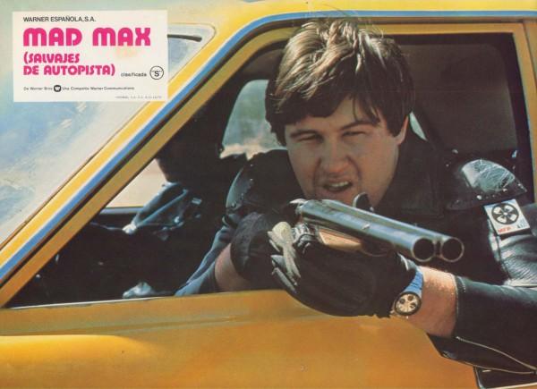 Mad Max - lobbycard 2
