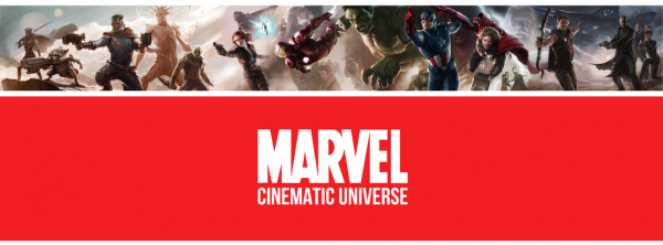 Marvel Cinematic Universe - Logo