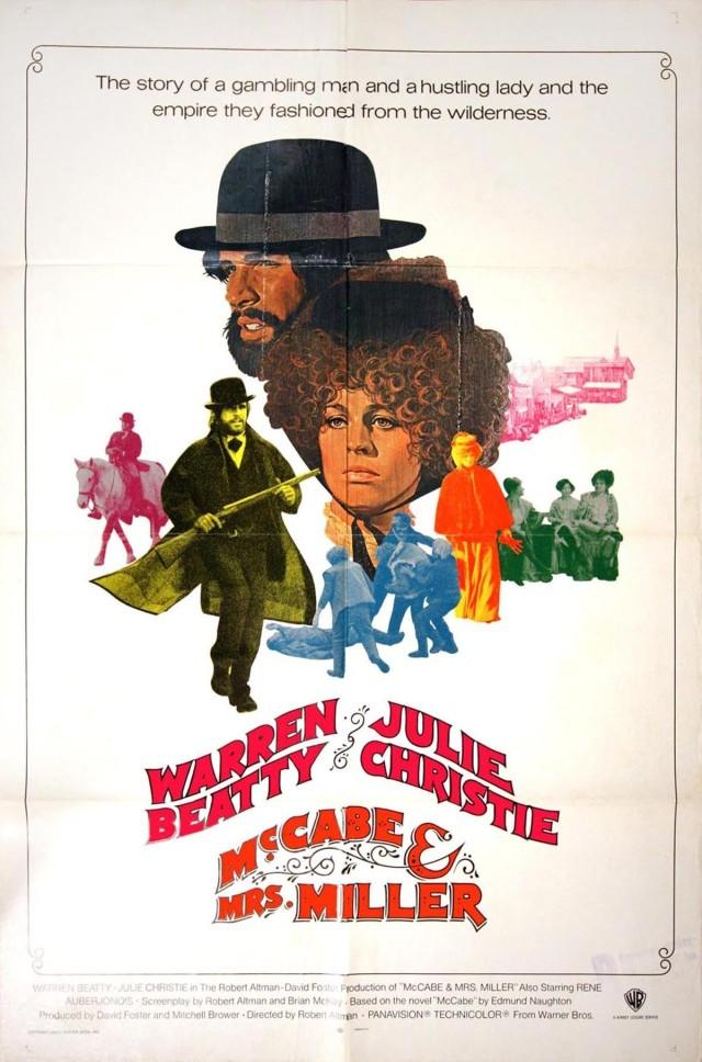 McCabe & Mrs Miller - Poster 4