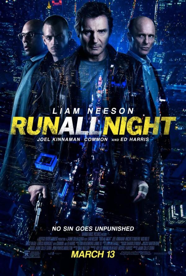 Noite em Fuga - Poster 1