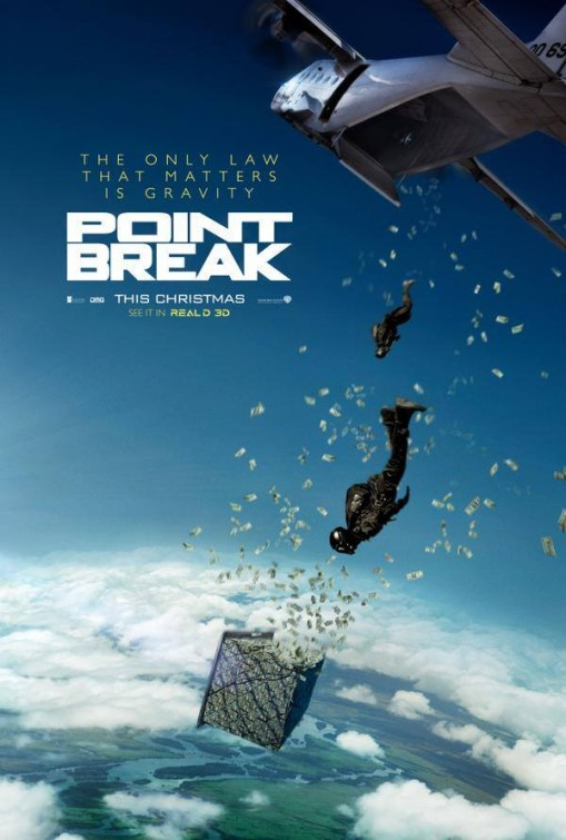Point Break - 2015 - Poster 1