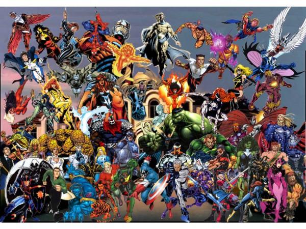 The Avengers - Comics - 1