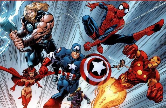 The Avengers - Comics - 2