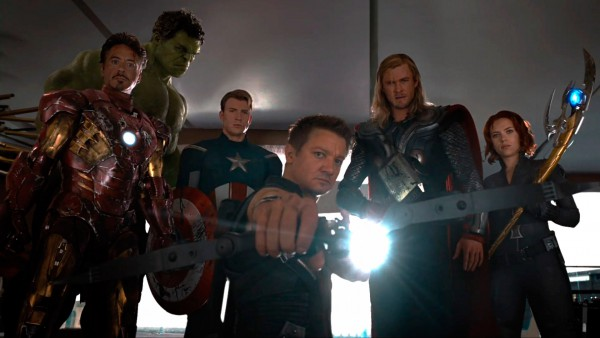 The Avengers - screenshot 1
