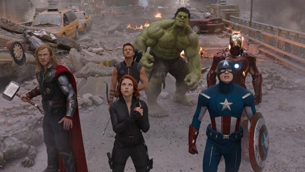 The Avengers - screenshot 13