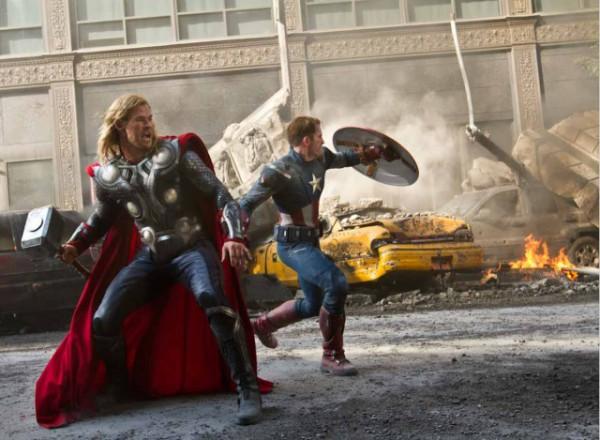 The Avengers - screenshot 8