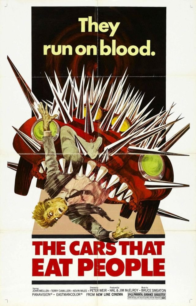 The Cars That Ate Paris - Poster 8