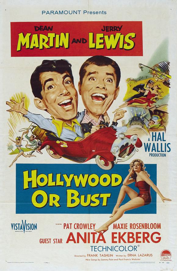 Um Espada para Hollywood - Poster 1