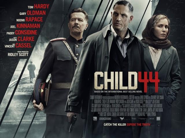 A Criança nº 44 - Poster 3