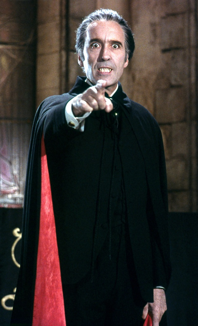 Christopher Lee - Dracula - Photo 1