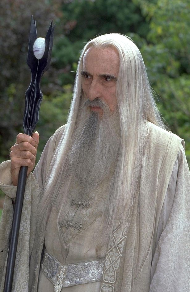 Christopher Lee - The Lord of the Rings - Photo 1