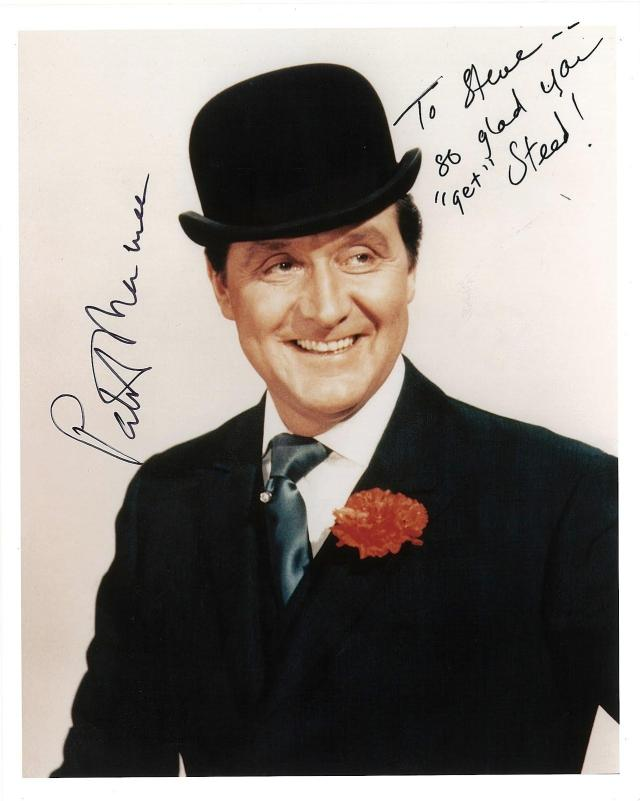 Patrick MacNee - Photo 3