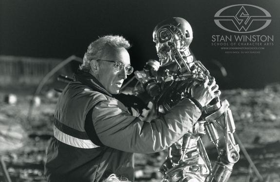 Terminator 2 - Backstage 1