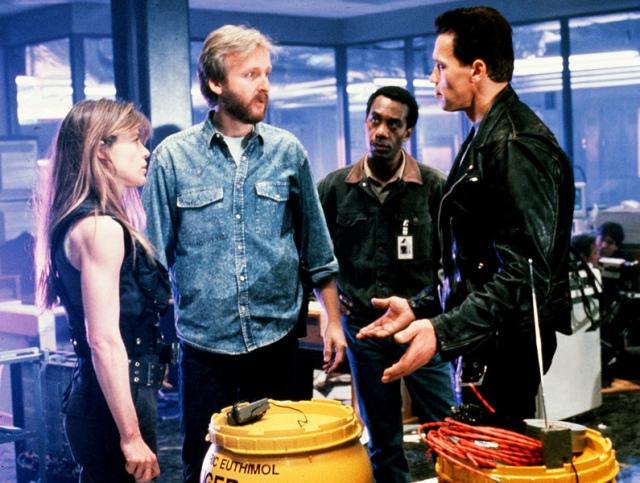 Terminator 2 - Backstage 2