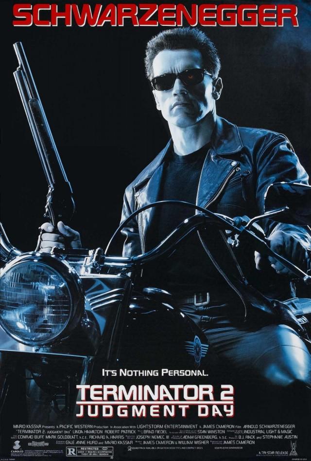 Terminator 2 - Poster 1