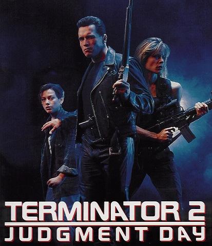 Terminator 2 - Poster 3