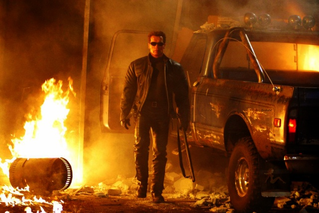 Terminator 3 - screenshot 1