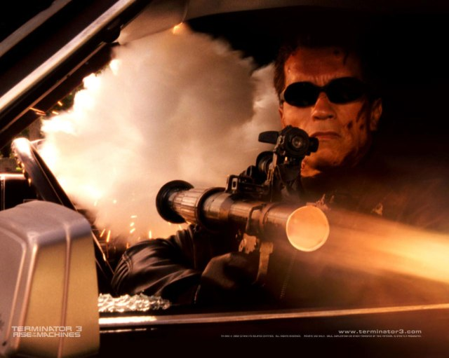 Terminator 3 - screenshot 11