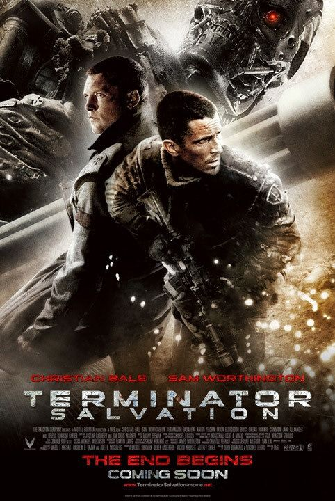 Terminator Salvation - Poster 8