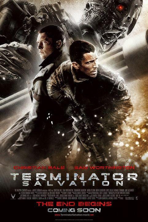 Terminator Salvation - Poster 8
