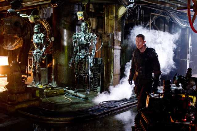 CHRISTIAN BALE stars as John Connor in Warner Bros. PicturesÕ action/sci-fi feature ÒTerminator Salvation.Ó PHOTOGRAPHS TO BE USED SOLELY FOR ADVERTISING, PROMOTION, PUBLICITY OR REVIEWS OF THIS SPECIFIC MOTION PICTURE AND TO REMAIN THE PROPERTY OF THE STUDIO. NOT FOR SALE OR REDISTRIBUTION. ALL RIGHTS RESERVED.