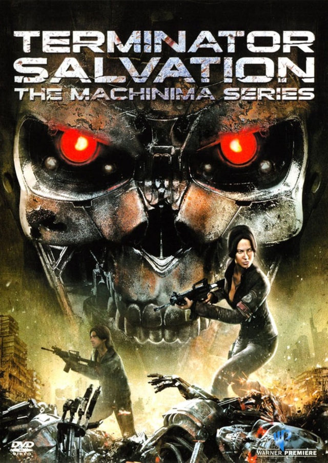 Terminator Salvation - The Machinima Series - Poster 1