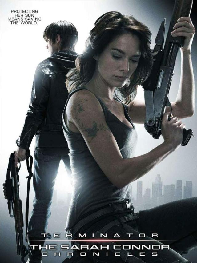 Terminator - The Sarah Connor Chronicles - Poster 1