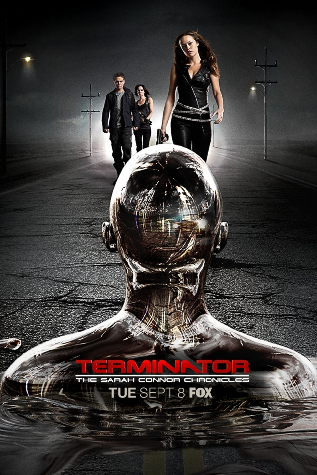 Terminator - The Sarah Connor Chronicles - Poster 2