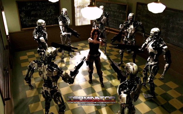 Terminator - The Sarah Connor Chronicles - screenshot 8