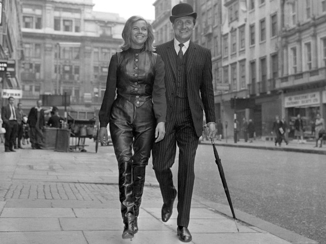 The Avengers - Patrick MacNee & Honor Blackman - Photo 1