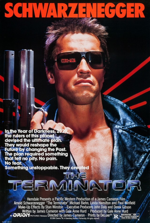 The Terminator - Poster 1