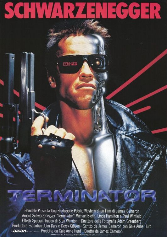 The Terminator - Poster 2
